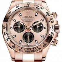 Rolex Cosmograph Daytona 116505 Men's 40mm 18k Rose Gold...