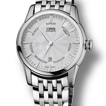 Oris Artelier Small Second Pointer Date 01 745 7666 4051-07 8 23