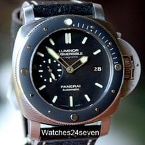 Panerai PAM 389 Luminor Submersible 1950 Amagnetic 3 Days...