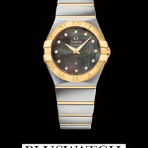 Omega CONSTELLATION QUARTZ 27 MM Tahiti  123.20.27.60.57.007