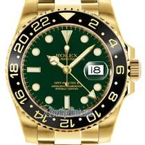 ロレックス (Rolex) GMT Master II 116718LN Green