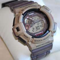 Casio G-SHOCK MUDMAN Men in Military Colors Miltiban6