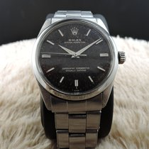 Rolex Oyster Perpetual 1002 Stainless Steel Men's Watch