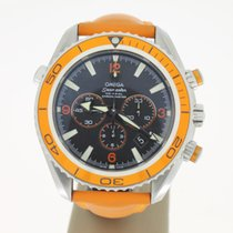 Omega Seamaster PlanetOcean Chrono ORANGE (B&P2012) 46MM