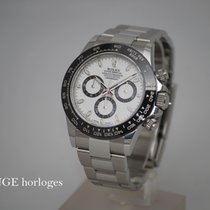 劳力士  (Rolex) Cosmograph Daytona 116500LN - white dial