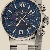 Ulysse Nardin Marine Collection Maxi