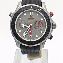 Omega Seamaster Professional 300m Entz Ti Chronograph O2129244...