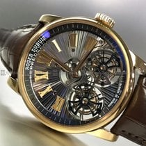 Roger Dubuis - Hommage Double Flying Tourbillon RDDBHO0563