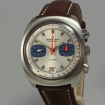 Breitling Vintage Chronograph Datora 70er Jahre, sehr gut...