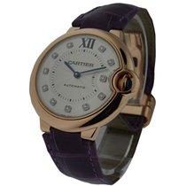 Cartier WE902028 Ballon Bleu de Cartier in Rose Gold with...