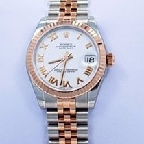 롤렉스 (Rolex) Datejust 31mm 178271 Jubilee 18k Rose Gold /ss...