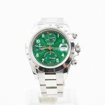 Tudor Tiger Chrono-Time with Emerald Green Dial