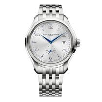 Baume & Mercier Baume  Clifton Steel Automatic 41mm M0A10099