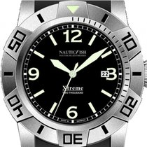 Nauticfish Xtreme 2000M Stahl Automatik Superluminova Kal.SW20...