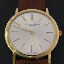 Vacheron Constantin Ultra plate yellow gold