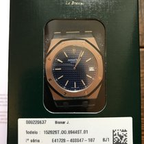 Audemars Piguet Royal Oak 'Jumbo' 15202 AP Discontinue...