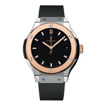 Hublot Classic Fusion Titanium King Gold Quartz 33 mm