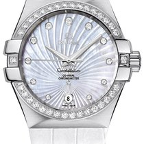 Omega Constellation Co-Axial Automatic 35mm 123.18.35.20.55.001