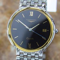 Longines Flagship 1990 Men's Quartz Luxury Stainless Steel...