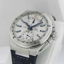 IWC Ingenieur Chronograph Racer IW378509 Stainless Steel 3785 NEW