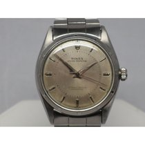 Rolex OYSTER PERPETUAL SERPICO Y LAINO 6565 34 MM PATINA DIAL