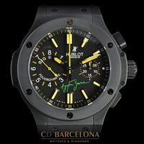 Hublot Big Bang Ayrton Senna Limited Edition Box&Papers