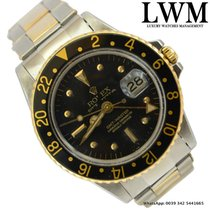 Rolex GMT Master 1675 black nipple dial Tiger Eye 1970's