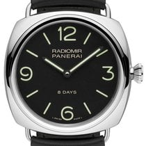 Panerai Radiomir  8 Days PAM 610 Neu Box & Papers