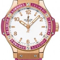 Hublot 361.PP.2010.LR.1933 Big Bang 38mm Tutti Frutti - Rose...