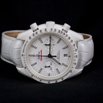 Omega Speedmaster Professional Co-Axial WHITE SIDE OF THE MOON