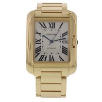 Cartier Tank Anglaise W5310018 / 3505 Large Size