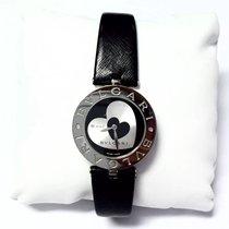 Bulgari 30mm  B.zero.1 Steel Ladies Watch Heart Dial &...