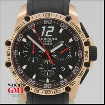 Chopard Classic Racing Superfast Chrono Rose Gold NEW