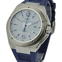 IWC IW323608 Ingenieur Mission Earth Plastiki Edition - Steel...