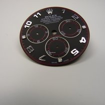 Rolex Daytona dial black arab