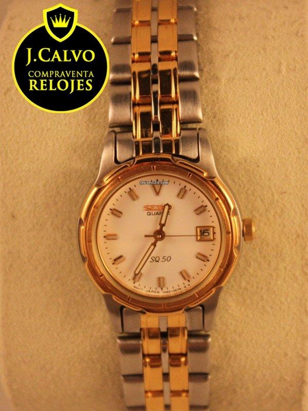 Precios de relojes Seiko mujer  c83fb9bae28
