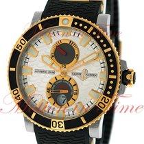 Ulysse Nardin Maxi Marine Diver 45mm, Silver Dial - Titanium...