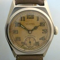 VERTEX vintage military militaire watch meca incredible patina...