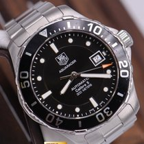 TAG Heuer Aquaracer Calibre 5 Ss Black