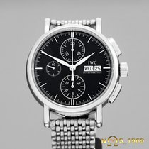 IWC Portofino 3783  Chronograph Automatic 41mm BOX&PAPERS