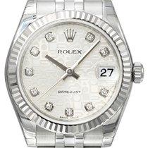 ロレックス (Rolex) Oyster Datejust 31 Ref. 178274 Jubile-Band...