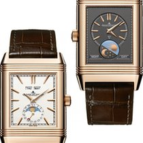 Jaeger-LeCoultre Reverso tribute Duoface Rose Gold NEW