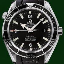 Ωμέγα (Omega) Seamaster Planet Ocean 42mm CoAxial Box&Papers