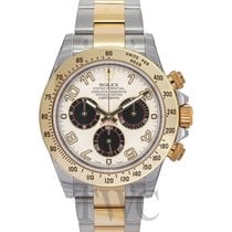 롤렉스 (Rolex) Daytona White/18k gold Ø40mm - 116523