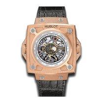Hublot Masterpiece 44mm Hand Wind 18K King Gold Mens Watch Ref...