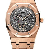 Audemars Piguet Royal Oak Skeleton Ultra Thin Anniversary Edition