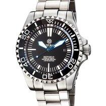 Deep Blue Master 2000 Automatic Diver Swiss Eta 2824-2 Mvt...