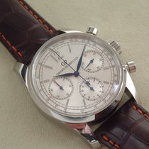 Girard Perregaux 30 Anni in Sevel Referenz 49480 Chronograph ...