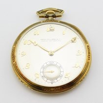 Patek Philippe Vintage Manual Winding Packet Watch Emanel 18K...