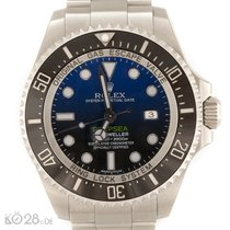 Rolex Sea-Dweller DeepSea 116660 D-BLUE Cameron 2016 LC100